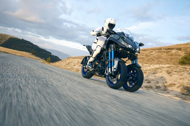 Yeni Yamaha Niken
