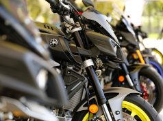 Yamaha MT Tour