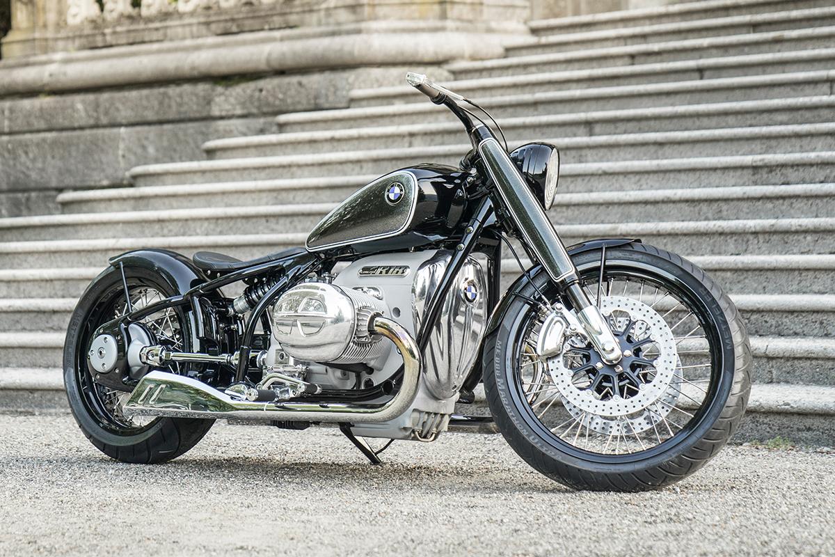 BMW MOTORRAD Concept R18 2