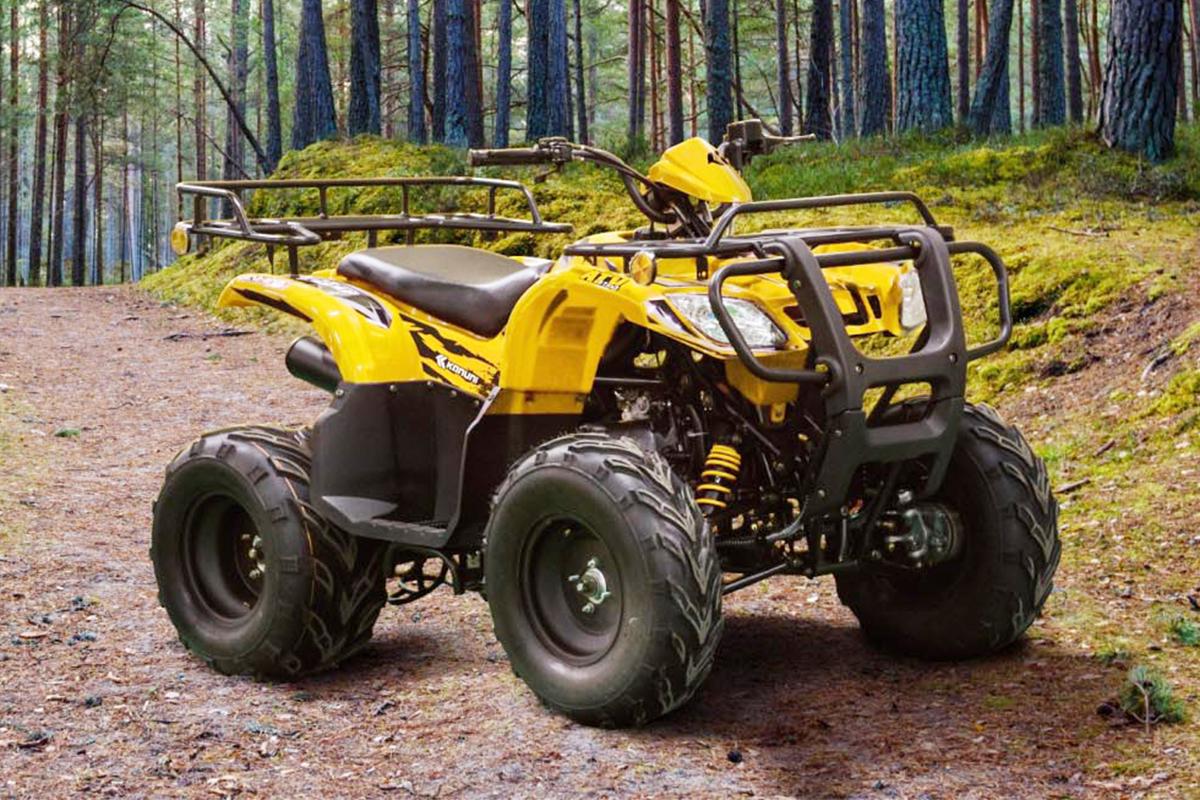 Kanuni ATV 150