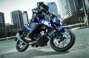 Suzuki GSX-S125