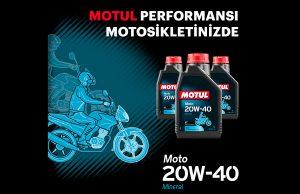 MOTUL-20W40
