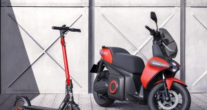 Seat E-Scooter