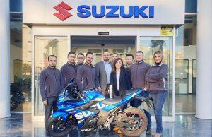 Suzuki Motosiklet Ekibi