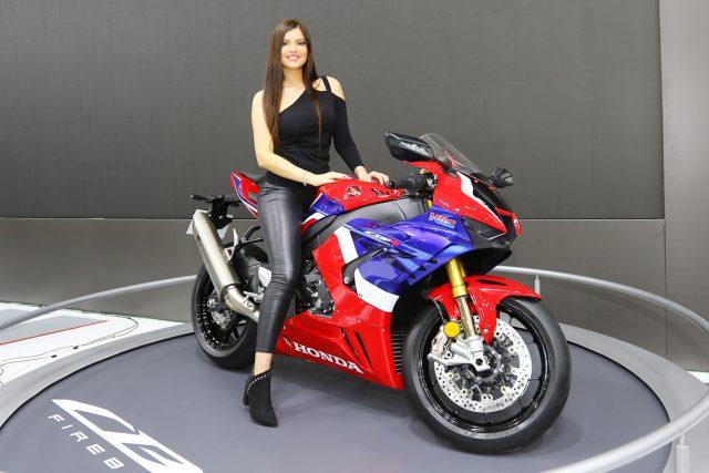 Honda Motobike İstanbul 2020