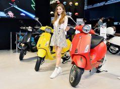 Vespa Motobike İstanbul 2020