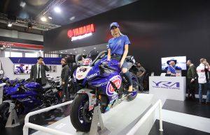 Yamaha Motobike İstanbul 2020