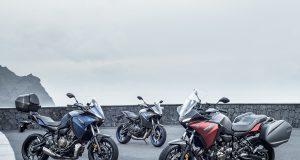 Yamaha yeni kampanyasıyla Yamaha Kasko ile yüzde 50'ye varan fiyat avantajı ile motosiklet sahiplerini yollarda oluşabilecek risklere karşı güvence altına alıyor. Tüm Yamaha modelleri için geçerli bu fırsattan kaskosunu yenilemek isteyen ya da yeni kasko yaptırmak isteyenler Haziran sonuna kadar yararlanabilecek. Covid-19 Pandemi döneminde sunduğu farklı hizmet ve kampanyalarla müşterilerinin yanında olan Yamaha Motor, şimdi de Yamaha Kasko'da yüzde 50'ye varan avantajlarla Yamaha güvencesi altına girmek isteyenlere önemli bir fırsat sunuyor. Haziran sonuna kadar tüm modellerde geçerli olacak yeni kampanyadan yararlanabilmek için en yakın yetkili Yamaha bayisi ile iletişime geçmek yeterli. Müşteri memnuniyetini tüm hizmet süreçlerinde ilk sıraya alan Yamaha Motor'un Kasko hizmetleri de özellikle Yamaha kullanıcılarının ihtiyaçları gözetilerek için tasarlandı. Kasko yaptırma sürecini kolaylaştıran Yamaha, motosiklet sahiplerini oluşabilecek risklere karşı yüksek seviyede güvenceye alarak koruma sağlıyor.