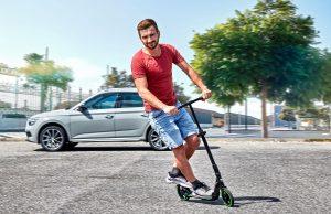 SKODA Scooter