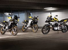 BMW 40 YEARS GS EDITION