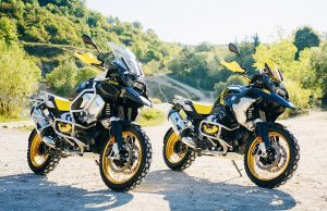 BMW R 1250 GS Adventure 40 Years Edition