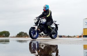Yamaha Riding Academy
