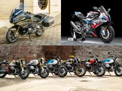 BMW Motorrad 2021
