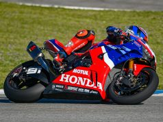 MOTUL VE HONDA WORLDSBK