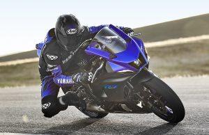 2022 Yamaha YZF 700 R7