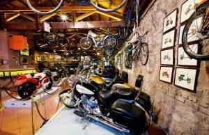 Rahmi Koç Müzesi İki Teker