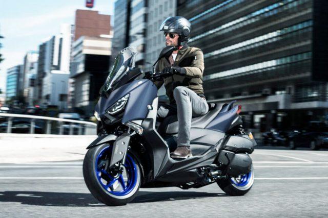 2022 Yamaha XMAX250