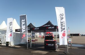 ANLAS Stand