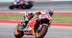 Honda MotoGP Amerika Marc Marquez